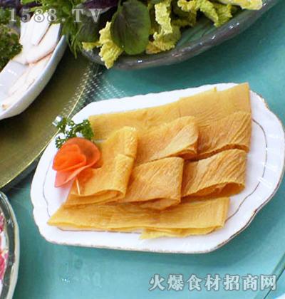 广元桥高蛋白豆油皮