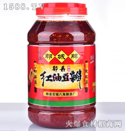 川西郫城牌郫县酿造红油豆瓣