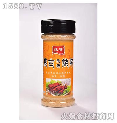 味齐蒙古风味烧烤料(黄瓶)