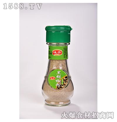 味齐黑胡椒粉33g