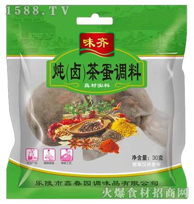 炖(卤)茶蛋调料30g-味齐