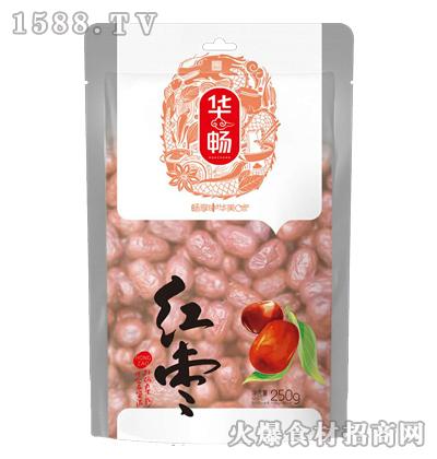 华畅红枣250g