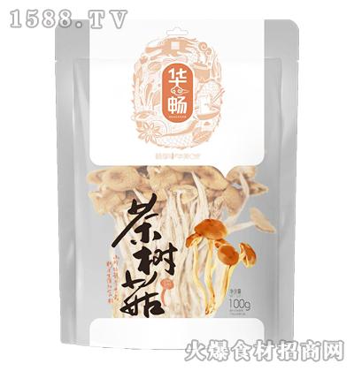 华畅茶树菇100g