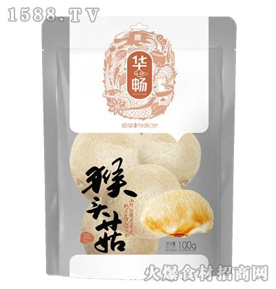 华畅猴头菇100g