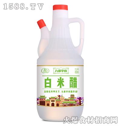 九都李府白米醋800ml