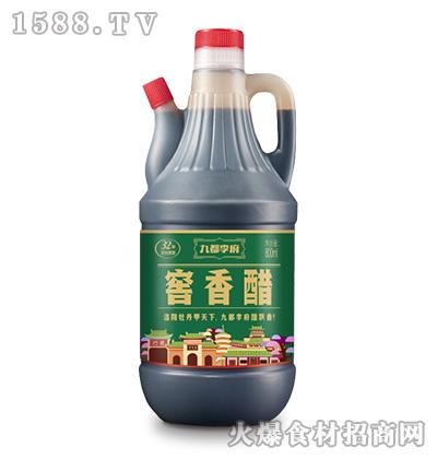 九都李府窖香醋800ml