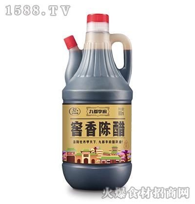 九都李府窖香陈醋800ml