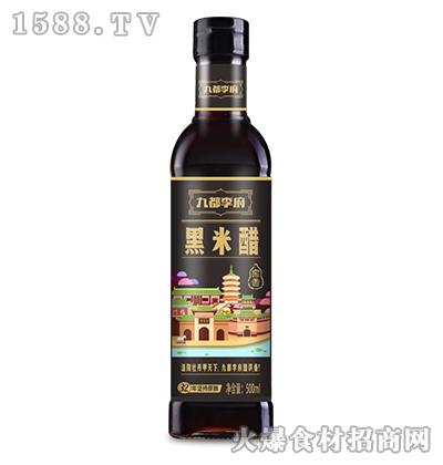 九都李府黑米醋500ml