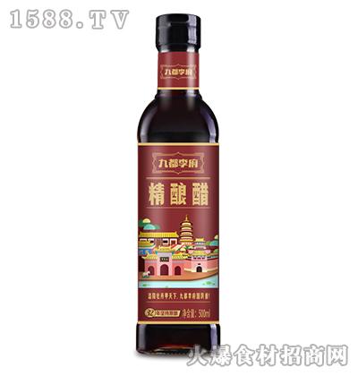 九都李府精酿醋500ml
