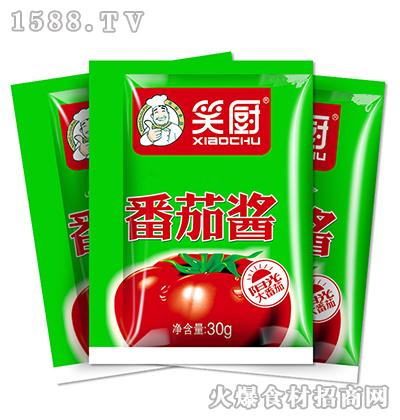 笑厨番茄酱30g