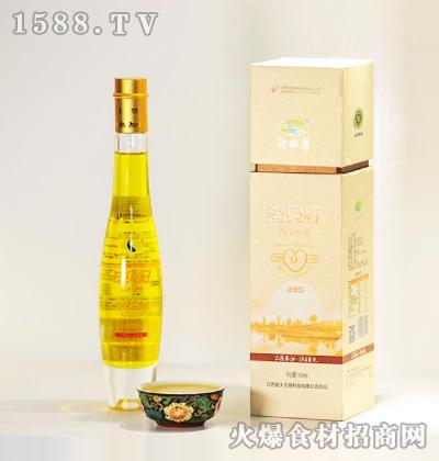 益贝籽油茶籽油(浓香型)160ml