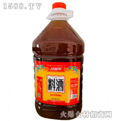 味多帮料酒5L