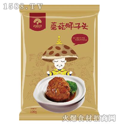 百菇宴蘑菇狮子头100g
