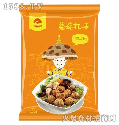 百菇宴蘑菇丸子100g