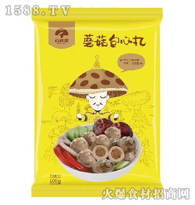 百菇宴蘑菇包心丸100g