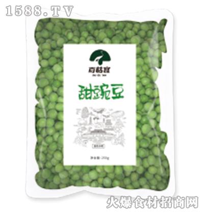 百菇宴甜豌豆250g