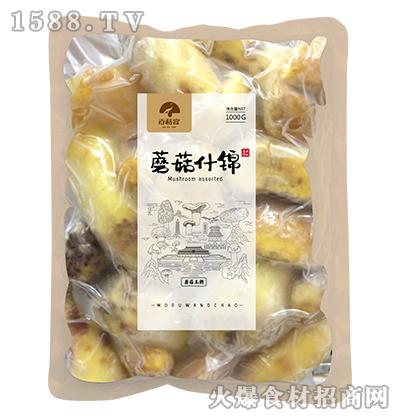 百菇宴蘑菇什锦1000g