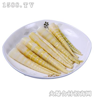荷仙水煮细竹