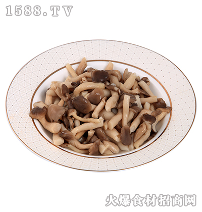 荷仙水煮姬菇