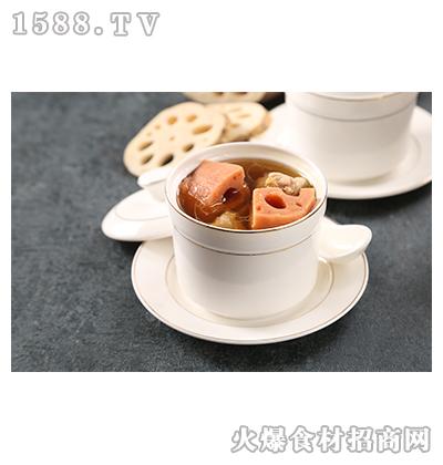 荷仙煲汤莲藕