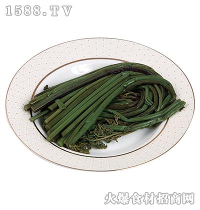 荷仙水煮蕨菜