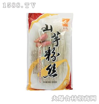 豆果果山芋粉丝500g