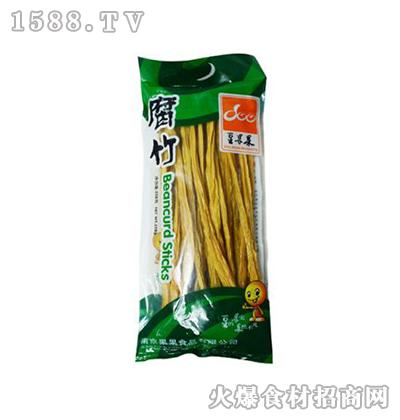 豆果果腐竹