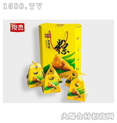 俊杰大黄米粽子礼盒装