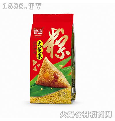 俊杰大黄米八宝粽子
