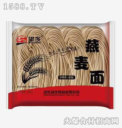 望乡燕麦面-400g