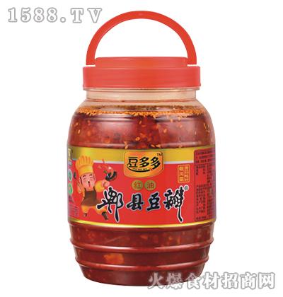豆多多红油郫县豆瓣1千克