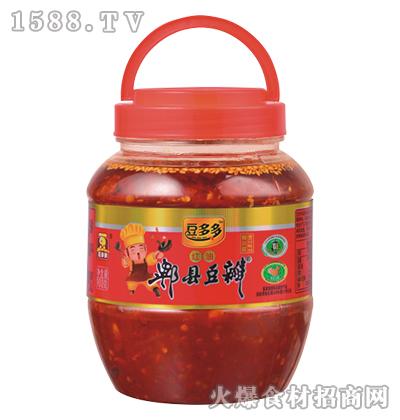 豆多多红油郫县豆瓣900克