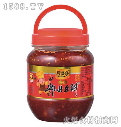 豆多多红油郫县豆瓣500克