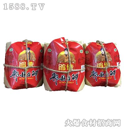 鹃德-红油郫县豆瓣1千克