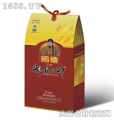 鹃德郫县豆瓣-400克礼盒