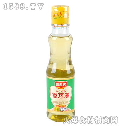 味思达香葱油220ml