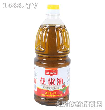麻哟哟花椒油1.8L