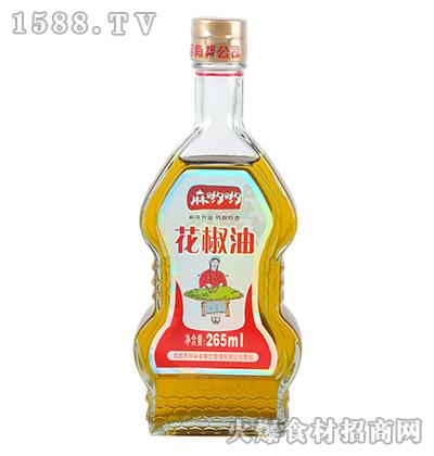 麻哟哟花椒油265ml