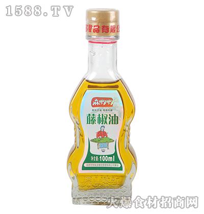 麻哟哟藤椒油100ml