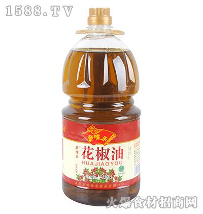 麻嘴乐花椒油2.5L