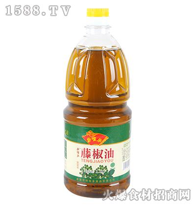 麻嘴乐藤椒油1.8L