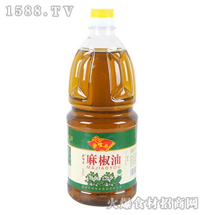 麻嘴乐麻椒油1.8L