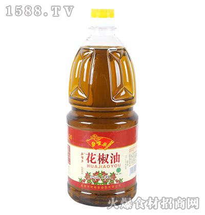 麻嘴乐花椒油1.8L