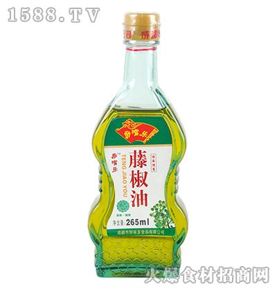 麻嘴乐藤椒油265ml