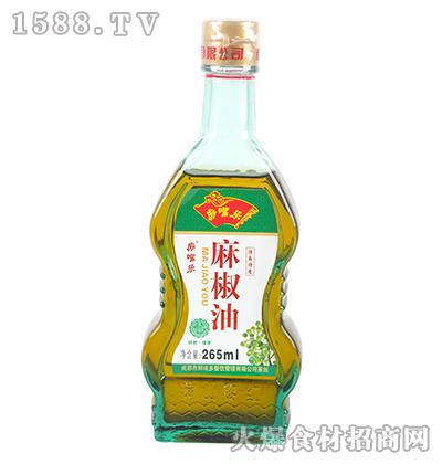麻嘴乐麻椒油265ml