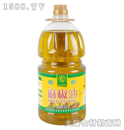 满山黎花麻椒油2.5L