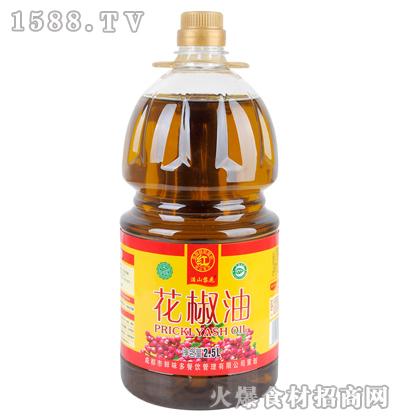 满山黎花花椒油2.5L