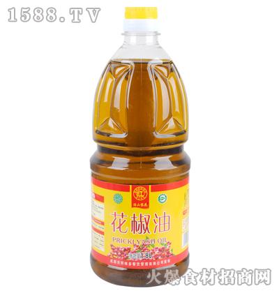 满山黎花花椒油1.8L
