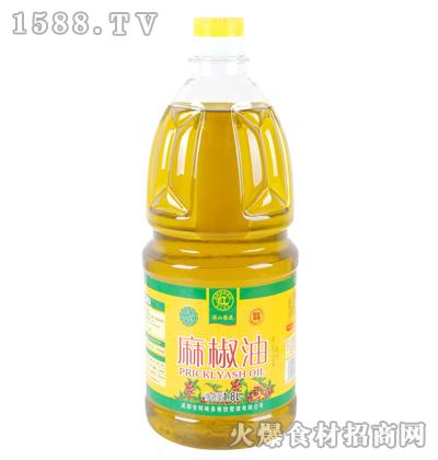 满山黎花麻椒油1.8L