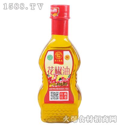 满山黎花花椒油-400ml